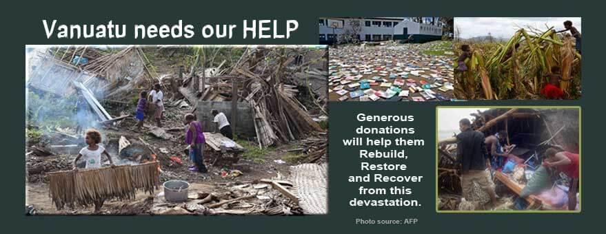Vanuatu Appeal 2015