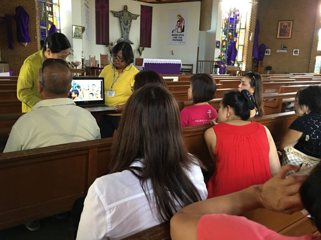 Parish Presentations