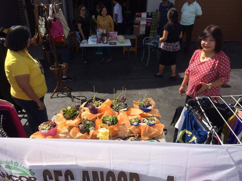 Flea Market Sales