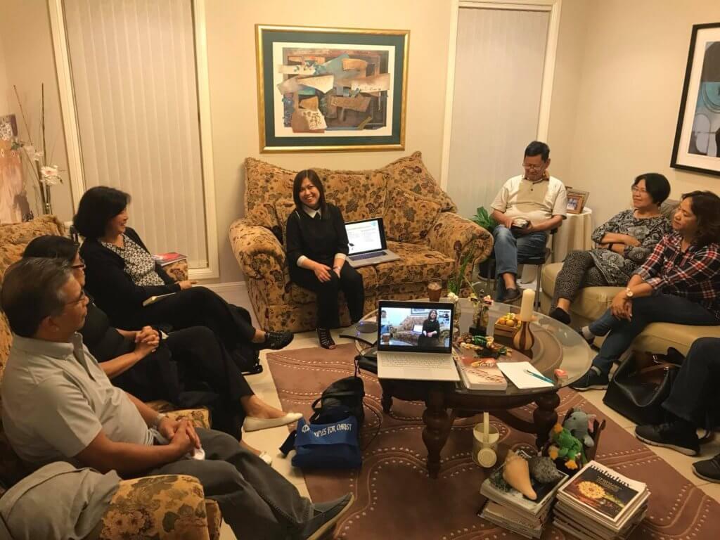 ANCOP Awareness - Household Meetings